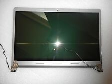 GENUINE Asus S46CA Laptop LCD SCREEN+BEZEL+CABLE+HINGES+WEBCAM AM0SB000300