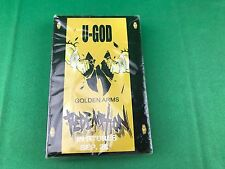U-God, Shyheim, Wu-Syndicate -  Golden Arms - Manchilld (SEALED COMING OUT)