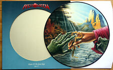 HELLOWEEN KEEPER OF THE SEVEN KEYS PART 2 VINYL PIC PICTURE DISC LP 1988 NOISE
