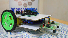 Line Following Robot Using Microcontroller - DIY (Do It Yourself) PROJECT Kit