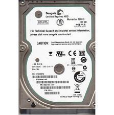 """Seagate Momentus 7200.3 160GB SATA 7200RPM 2.5"""" (ST9160411AS) HDD"""