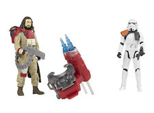 Star Wars Rogue One Baze Malbus VS. Imperial Stormtrooper by Hasbro