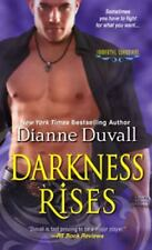 Darkness Rises (Immortal Guardians) by Duvall, Dianne, Good Book