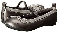 Kenneth Cole Reaction Pewter Ballet Flats Toddler size 9 M
