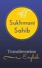 Sukhmani Sahib - English Transliteration by God Almighty (2015, Paperback)