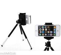 Universal Mini Tripod Stand Extendable Grip Holder For All Apple iPhone Models