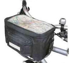 Nouveau vélo isolé sac de guidon vélo avant Pannier + carte titulaire