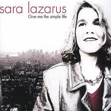 Sara Lazarus - Give Me The Simple Life (2005) - Used - Compact Disc