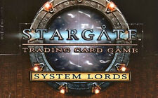 STARGATE TCG SYSTEM LORDS Living Bomb 247 Near Death 251 Terminal Condition 279
