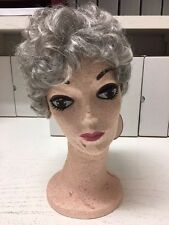 Women's Synthetic Handmade Wig for Wear, Costumes, or Cosplay!