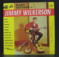 Jimmy Wilkerson - The Many Guitars Of LP VG+ SP 3002 Spar USA 1965 Vinyl Record