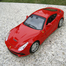 Sound & Light Ferrari F12 1:32 Alloy Diecast Model Car Collection&Gifts Red Toys