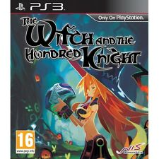 The Witch And The Hundred Knights Game PS3 Brand New