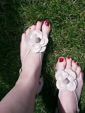 used womens sandals 5