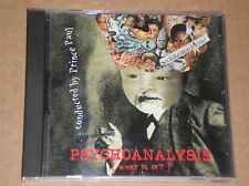 PRINCE PAUL - PSYCHOANALYSIS (WHAT IS IT?) - CD COME NUOVO (MINT)