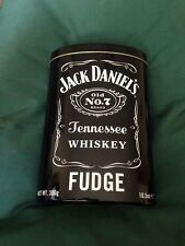 Jack Daniels Old No7 Empty Fudge Tin