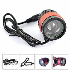 3000 Lumen  XML T6 LED 3-Mode Headlamp Headlight Light Zoom Bicycle Lamp