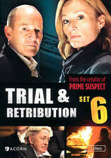 Trial  Retribution: Set 6 (DVD, 2013, 3-Disc Set)