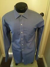 BROOKS BROTHERS 346 MENS DRESS SHIRT~16 1/2, 34~LONG SLEEVE~NON IRON~COTTON~