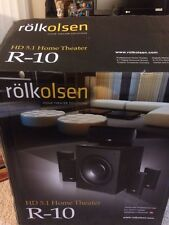 NEW!! Rolkolsen R-10 Hd 5.1 Home Theater (available to deliver in Fremont CA)