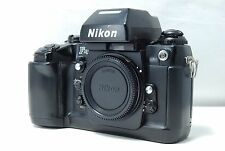 Nikon F4 35mm SLR Film Camera Body Only  SN2459090  **Excellent+**
