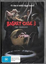 BASKET CASE 3 - THE PROGENY - NEW & SEALED REGION 4 DVD FREE LOCAL POST