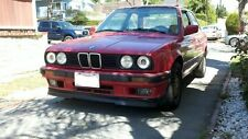 BMW E30 1988-1992 Front Lip Bumper kit Lower Valance IS Style 3-Series