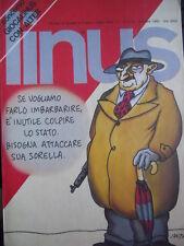 LINUS N°10 1982 - Peanuts di Charles M. Schultz    [G337]