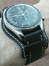 Excelente Reloj Correa de Cuero de Bund para nuevos relojes 20mm OMEGA SPEEDMASTER seamaster