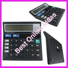HIGH QULAITY IMPORTED CT-512 12 DIGITS CALCULATOR WITH BIG DISPLAY