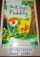 MY READING LIBRARY BOOK - THE KING'S PUDDING -48 PAGE BOOK (BRAND NEW)