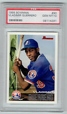 Vladimir Guerrero Expos 1995 Bowman #90 Rookie Card rC PSA 10 Gem Mint QTY
