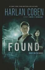 Mickey Bolitar: Found : A Mickey Bolitar Novel 3 by Harlan Coben (2015,...