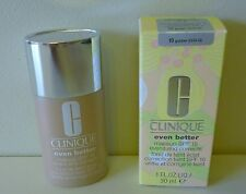 CLINIQUE Even Better Makeup Foundation, SPF15, #10 Golden, 30ml Brand New in Box