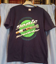 Gamer #2 T-shirt, Nerd Block, Sonic Screwdriver - Dr Who, Cotton, Large
