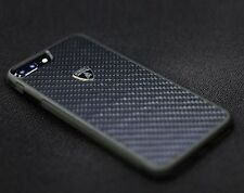 LAMBORGHINI ELEMENTO D3 Carbon iPhone 7 Plus SCHUTZHÜLLE Back Case Cover Schwarz
