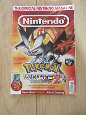 Official Nintendo Magazine Issue 87 Nov 2012 Pokemon White 2 Version Cover