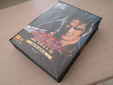 SHIN SAMURAI SPIRITS II 2 AES SNK NEO GEO AES CART JAPAN BRAND NEW SEALED!