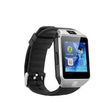 Bluetooth Smart Watch Wristwatch SIM Phone Mate for iPhone IOS Android Samsung