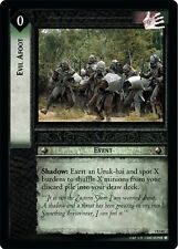 LoTR TCG MoM Mines Of Moria Evil Men FOIL 2U41