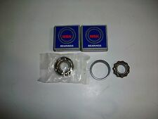 2 NSK Unimat Emco DB or SL New Spindle Bearing Headstock High Quality Set