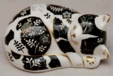 Royal Crown Derby MISTY KITTEN Paperweight - Discontinued!