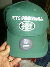 NY Jets Football Ball Cap YOUTH Fitted NEW Tags $21.99 NFL Team Apparel