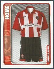 PANINI CHAMPIONSHIP 2010- #313-SHEFFIELD UNITED-HOME KIT