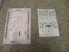 Superscale  decals 1/72 72-702 F/A-18A/D Hornet VFA-27 VMFA-225   N11