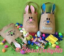 Easter Bunny Ear Bag - Free Personalization