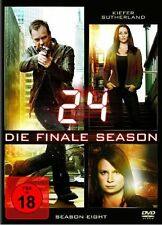 6 DVD-Box ° 24 - Staffel 8 ° NEU & OVP ° [Season Eight]