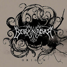 Origin by Borknagar (CD) LIKE NEW Darkthrone Norway Black Metal/ Folk Metal