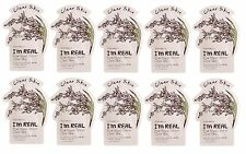 [Ship from USA] Tonymoly I'm Real Mask Sheet Rice Type 10Pcs for Skin Care