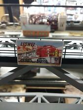 "2.5"" Lionel Electric Trains Santa Fe Fe F-3 Magnetic Sign or Refrigerator Magnet"